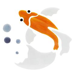 Koi Fish Pre-cut Kit
