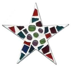 Small Mosaic Shape Kit - Star