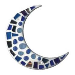 Small Mosaic Shape Kit - Moon